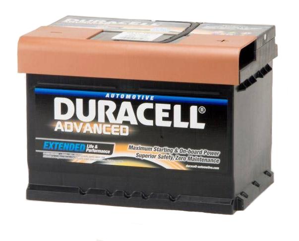 Startaccu Duracell BDA 62