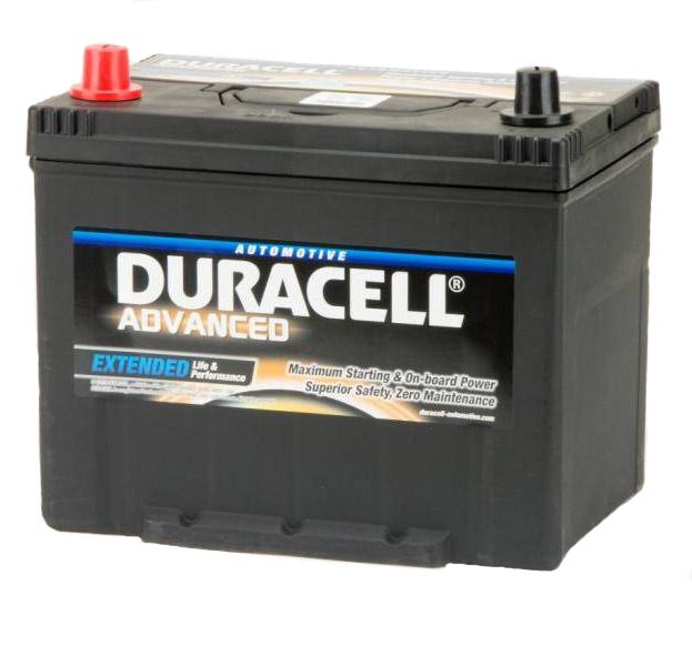 Start accu Duracell BDA-60L
