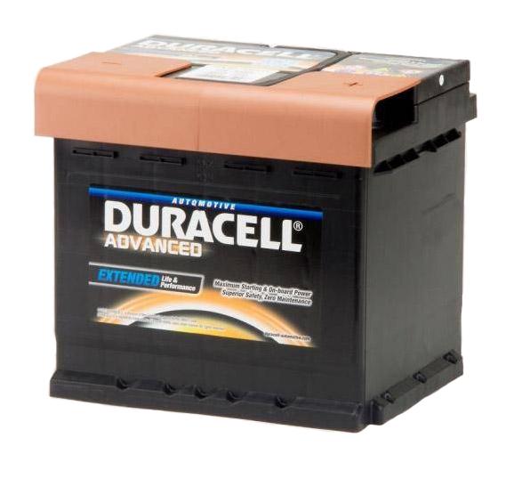 Duracell bda-50 startaccu