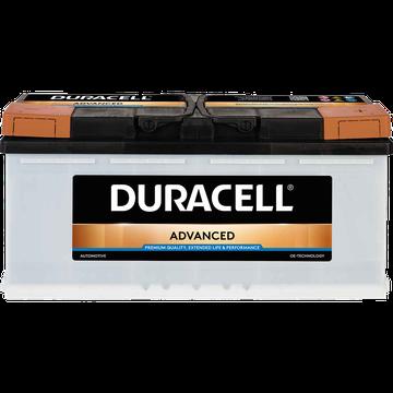 Duracell startaccu BDA110